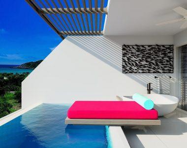 Moon Gate Antigua Premium Suite with Pool View