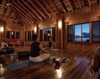 Yoga Evening class